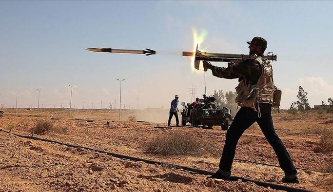 Libya'da Halife Hafter'e karşı operasyon başlatıldı
