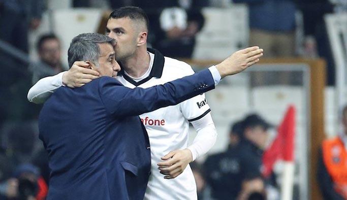 Lider Başakşehir'e Beşiktaş çelmesi