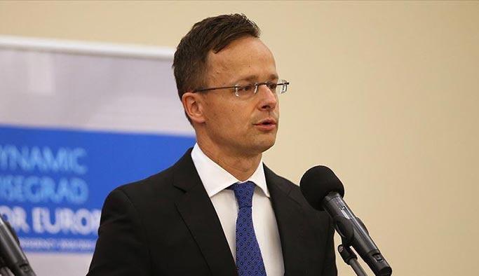 Macaristan Dışişleri Bakanı: AB Türkiye'ye saygısızlık yapıyor