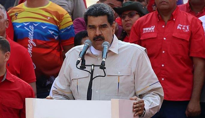Maduro'dan darbecilere karşı atak