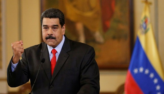 Maduro'dan yeni hamle, asgari ücreti iki katına çıkardı