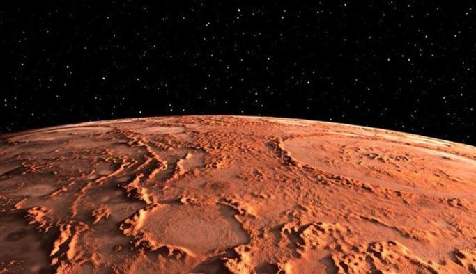Mars'ta deprem ilk kez kayıtlara geçti
