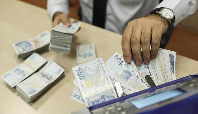 Memura 2 bin 400 lira, emekliye 344 lira
