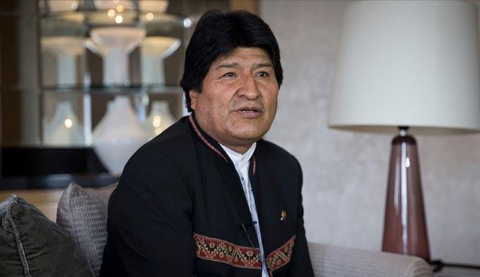 Morales: Trump Venezuela'da diyaloğu engelliyor
