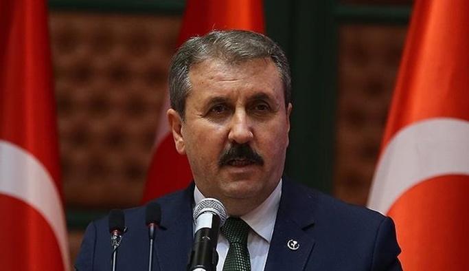 Mustafa Destici: Türkiye İttifakı'na varız