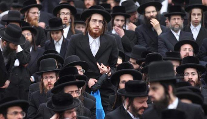 Ortodoks Yahudiler'den 'Siyonist İsrail'e tepki