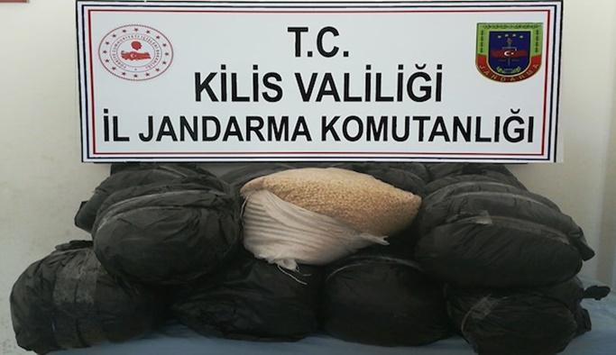 PKK'ya ağır darbe: 1,5 milyon uyuşturucu hap yakalandı