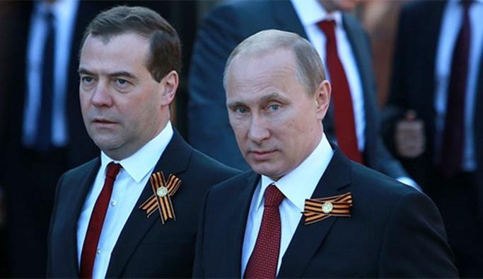 Rusya'dan Ukrayna'nın yeni liderine ilk mesaj
