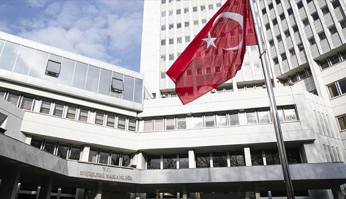 SDG'yi kabul eden Macron'a Türkiye'den sert tepki