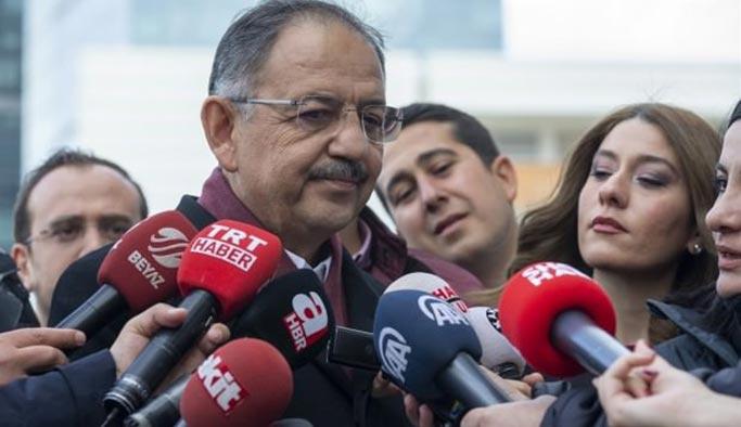 Seçimi kaybeden Mehmet Özhaseki'den Ankara açıklaması