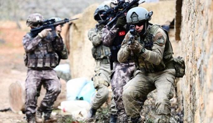 Şırnak'ta 8 PKK'lı terörist öldürüldü