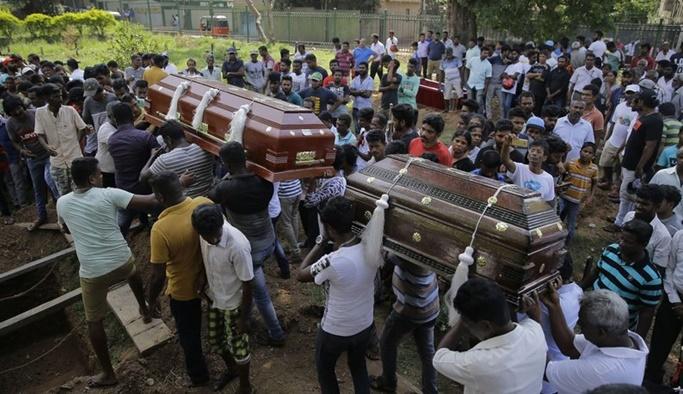 Sri Lanka bombacıları zengin ailenin çocukları çıktı