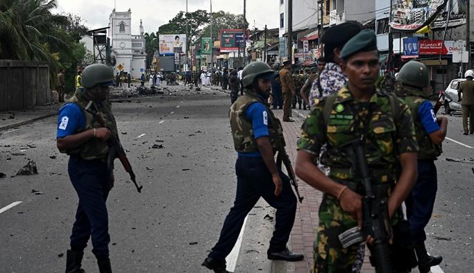 Sri Lanka'da çatışma: 6'sı çocuk 15 ölü