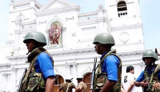 Sri Lanka'da ölü sayısı 290'a çıktı, saldırıyı üstlenen yok