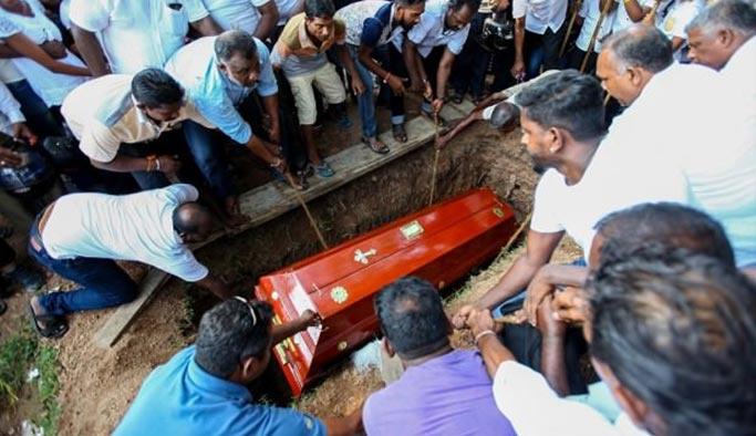 Sri Lanka'daki ölü sayısı yanlışlıkla fazla sayılmış