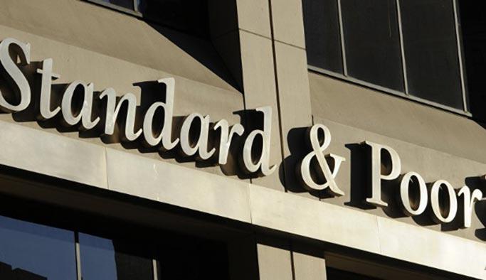Standard Poors'tan Türkiye ile ilgili olumlu açıklama