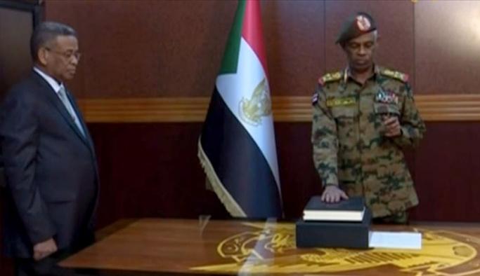 Sudan'daki cuntadan açıklama
