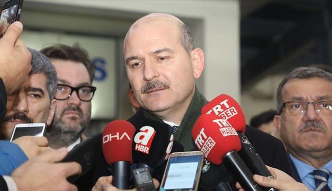 Süleyman Soylu: Seçime yönelik yolsuzluk yapılmış