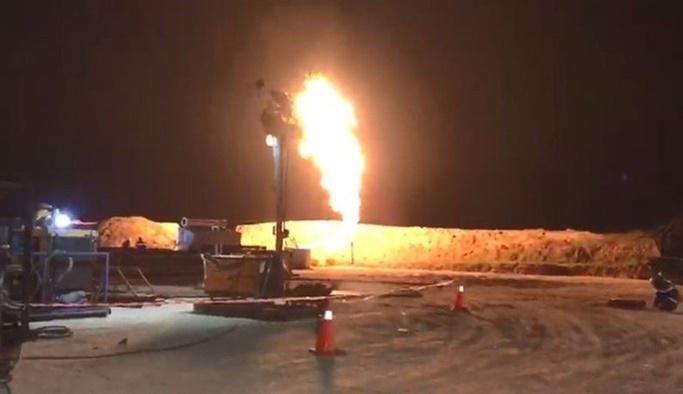 Trakya'da yüksek basınçlı doğalgaz olabilir