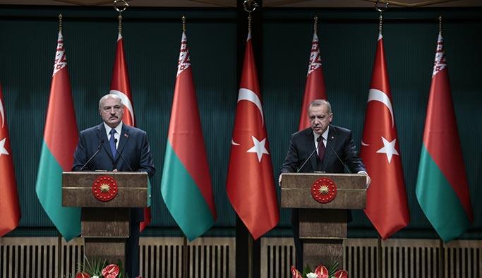 Türkiye ile Belarus arasında 1,5 milyar dolarlık ticaret hedefi