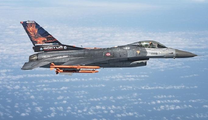 Türkiye'nin hava-hava füzeleri ilk atışa hazırlanıyor