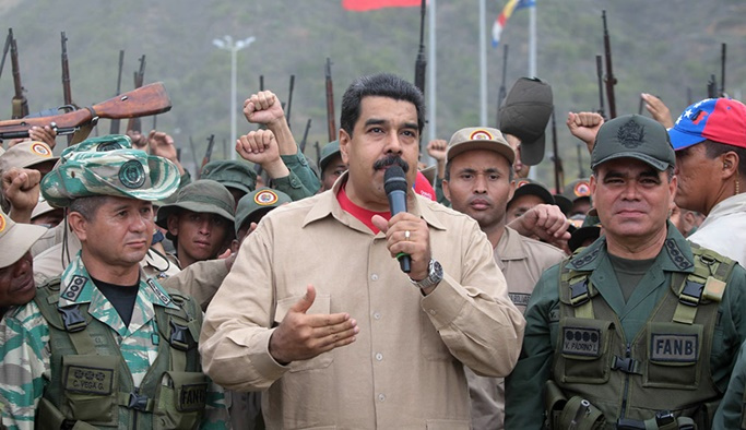 Venezuela'da sayıları 2 milyonu aştı