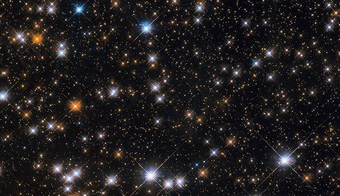 'Yaban Ördeği Yıldız Kümesi' görüntülendi