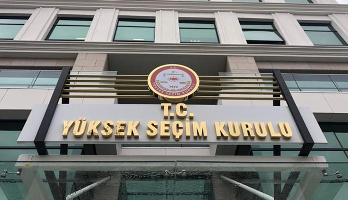 YSK, AK Parti'nin talebini gündeme aldı