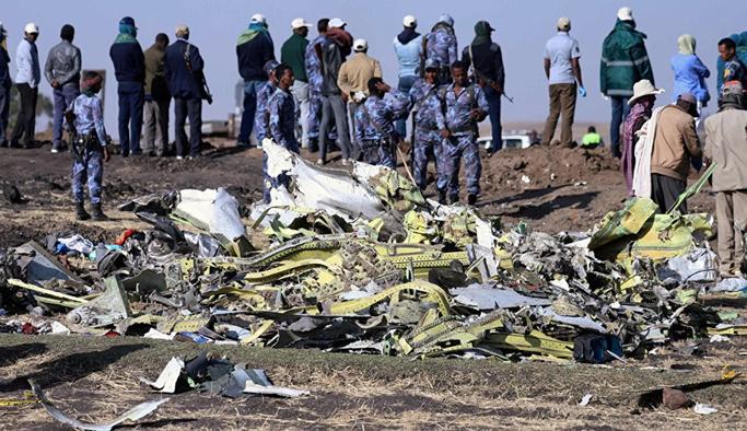157 kişinin öldüğü uçak kazası geliyorum demiş