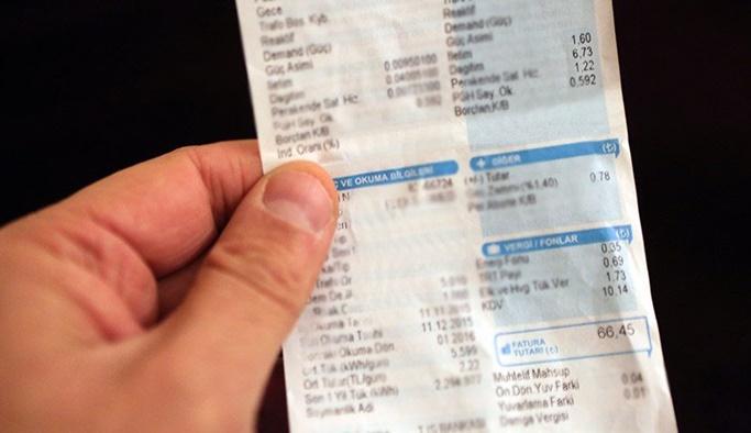 25 kuruş borç yüzünden elektriği kesildi