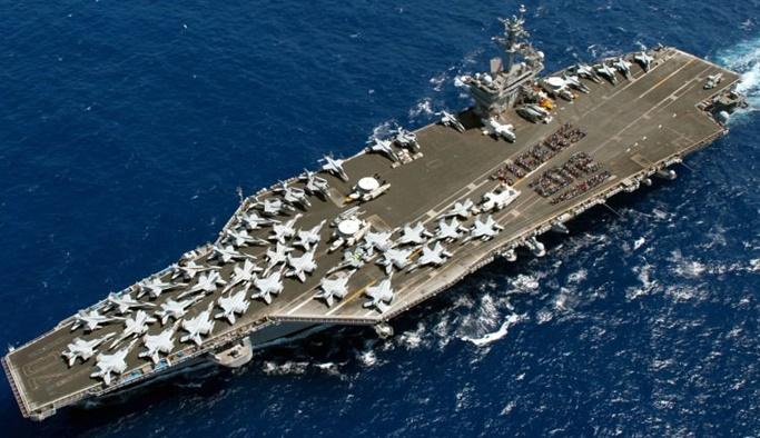 ABD'den Körfez'e tehlikeli yığınak