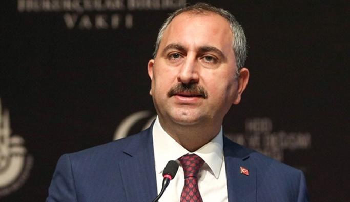 Adalet Bakanı Gül'den peş peşe önemli açıklamalar