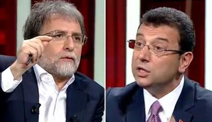 Ahmet Hakan'dan İmamoğlu'na: Mantıksızlığın kralı