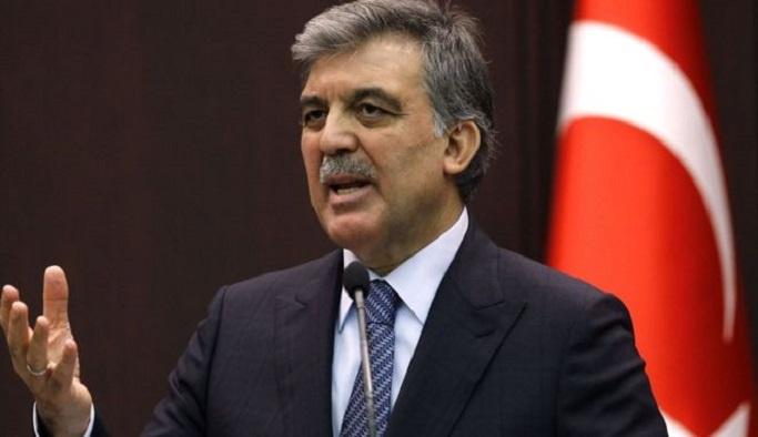 AK Parti'den Abdullah Gül'e sert tepki