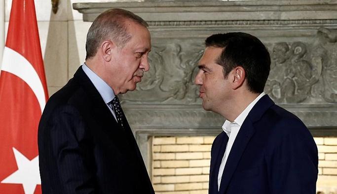 Aleksis Çipras'tan Türkiye'ye çirkin suçlama