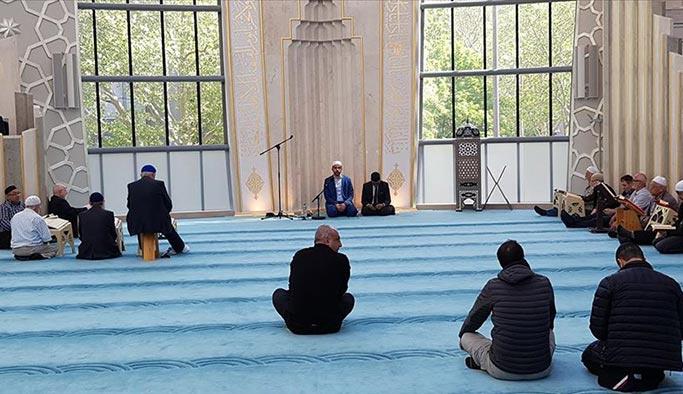 Almanya'daki camilerde Ramazan hazırlıkları