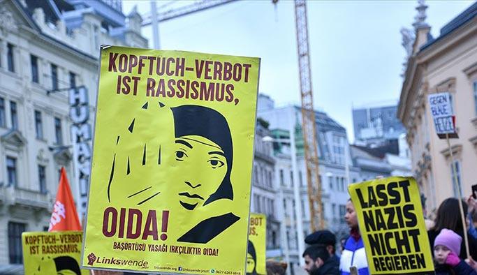 Avusturya'da ilkokullara başörtüsü yasağı