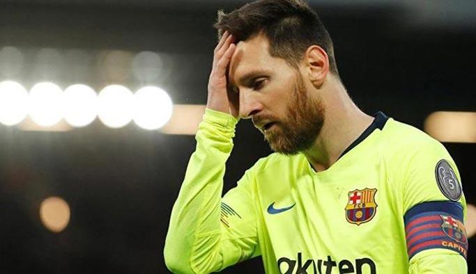 Barcelona'da yenilginin faturası futbolculara kesildi