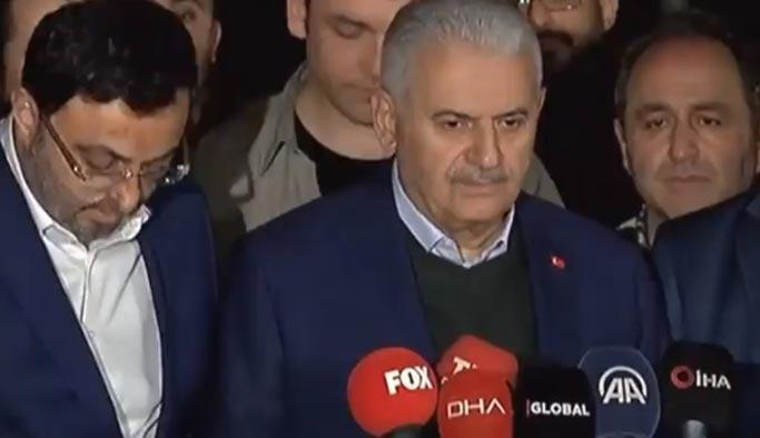 Binali Yıldırım'dan İstanbul yorumu