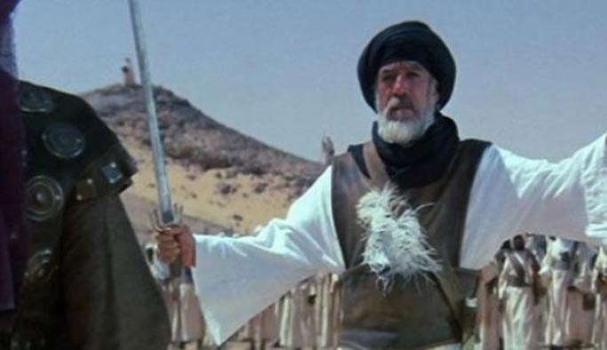 Çağrı filminde Hz. Hamza rolünü oynayan oyuncu kimdir?