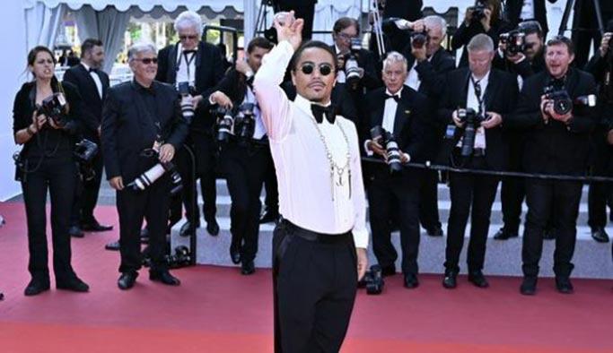 Cannes Film Festivali'nde sürpriz konuk