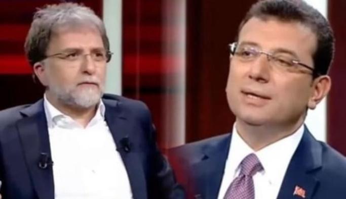 CNN Türk ve Ahmet Hakan'dan 'İmamoğlu'na yalanlama