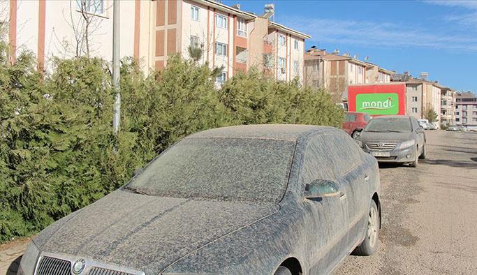 Çöl tozları bir hafta daha Türkiye'de