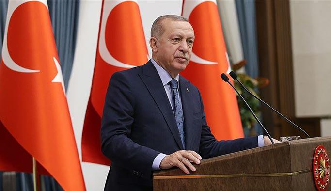 Cumhurbaşkanı Erdoğan'dan 'Türkiye İttifakı' açıklaması