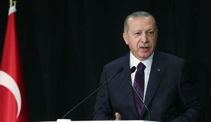 Erdoğan: Ne yazık ki biz değil Almanya sahip çıktı