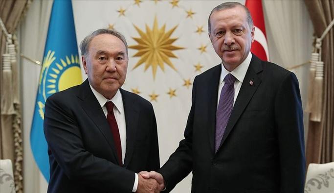 Erdoğan önerdi, Türk dünyasının lideri seçildi
