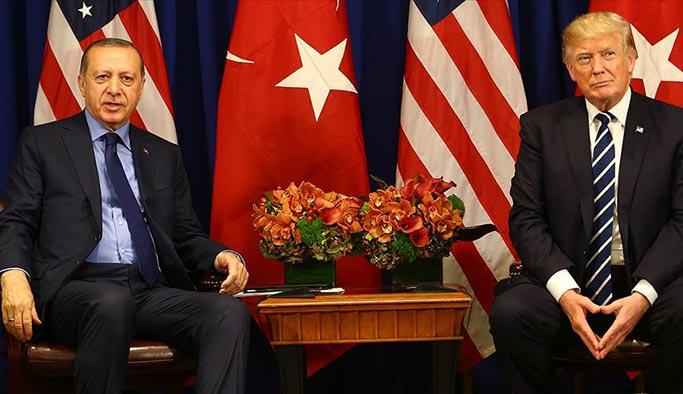 Erdoğan ve Trump arasında S-400 görüşmesi