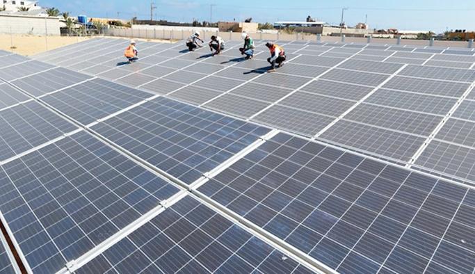 Filistin'den enerji bağımlılığına güneş enerjisi çözümü