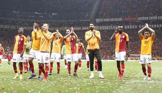 Galatasaray şampiyonlukla birlikte yarım milyar lira kazandı