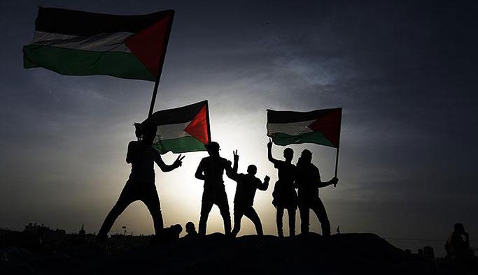 Gazze'de ateşkesi ilan edildiği iddiası yalanlandı